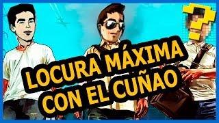LOCURA MÁXIMA CON EL CUÑAO | GTA V ONLINE: Los Pollos Primos 2