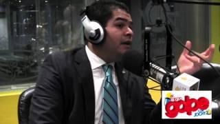 Dr. Franlkin Peña hablando de cirugia estetica en Elmismogolpe con Jochy
