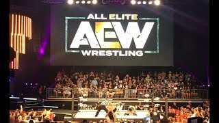 WINC Podcast (7/13): AEW Fight For The Fallen Review With Matt Morgan, Jeff Hardy Arrest, Bayley