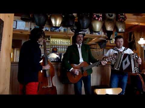 Live Musik auf der Alpe Stubental mit Karl 2017