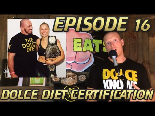 Wise Eats #16 - Dolce Diet Certification Review, Just Say NOOOvember, Giving Up Whey Protein & More!