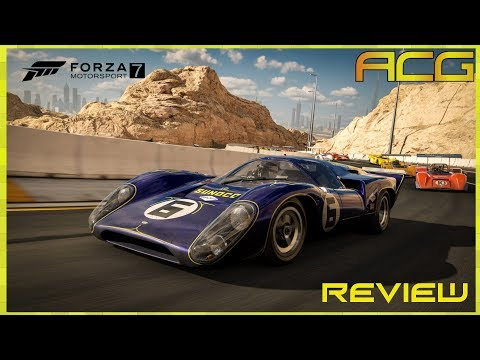 """Forza Motorsport 7 Review """"Buy, Wait for Sale, Rent, Never Touch?"""""""