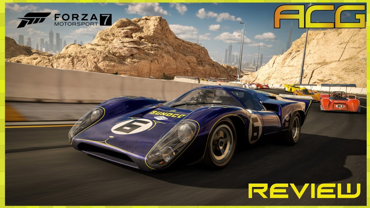 Forza Motorsport 7 Review \