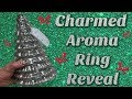 Charmed Aroma Ring Reveal - Mercury Glass Tree Candle!