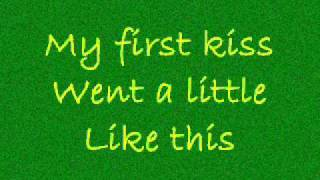 3OH!3 ft. Kesha My First Kiss Lyrics Studio Version HQ + Lyrics On Screen(NEW SONG 2010)