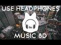 Showtek ft. We Are Loud & Sonny Wilson - Booyah (8D Audio)🎧