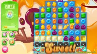 Candy Crush Jelly Saga Level 402 (3 star, No boosters)
