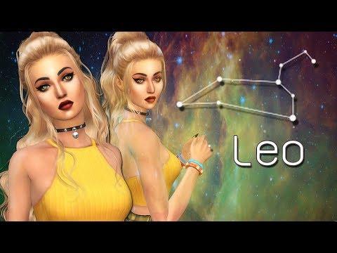 the-sims-4:-leo-♌-|-zodiac-cas-(create-a-sim)