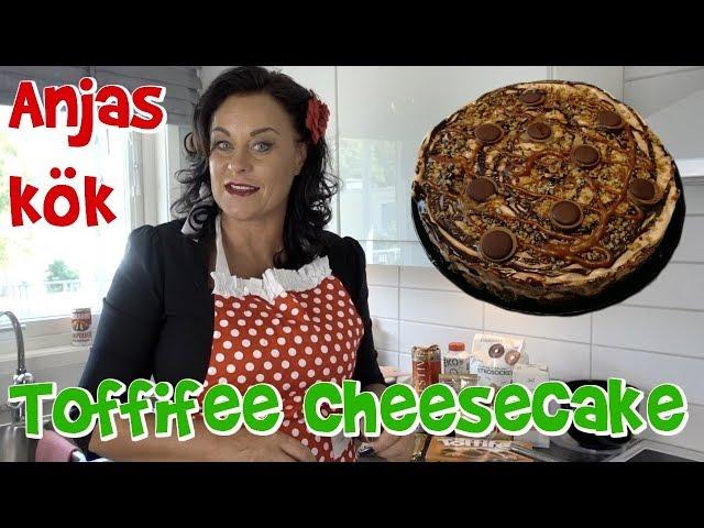 Anjas kök - Toffifee Cheesecake