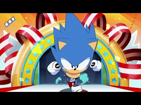 """The Music Theory Behind Sonic Mania's """"Titanic Monarch Zone"""""""