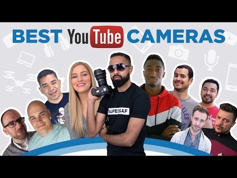 Which CAMERAS Do We Use? YOUTUBER Edition (feat. MKBHD, iJustine + More)