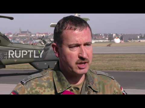 Germany: Four Tiger helicopters to be sent to UN mission in Mali