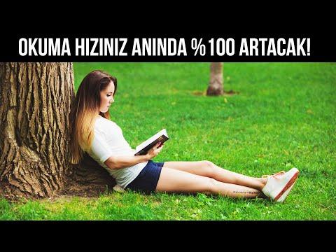 Okuma Hızınızı Anında %100 Arttıracak Video