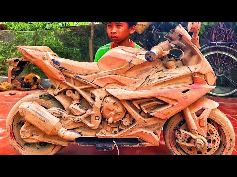 Restoration of old damaged -abandoned SUPER Motorcycles(kids electric motorcycles)| Restore rebuild