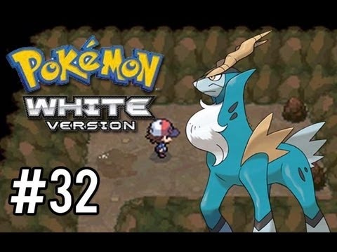 Mistralton Cave, Guidance Chamber and a Legendary Pokemon ...