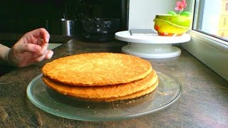 медовые #коржи для торта / Honey #shortcakes for the cake