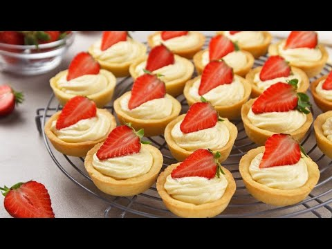Mini pies the delicious tartlets to enjoy in your free time