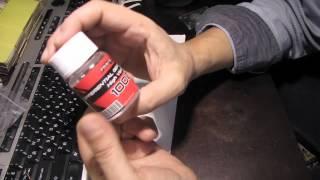 силиконовое демпферное масло из Хоббикинга / TrackStar Silicone Diff Oil