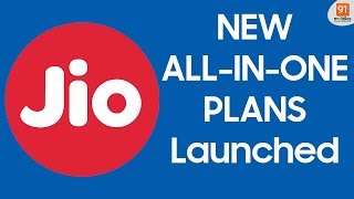 JIO New Plan Launched December 2019 | JIO New All in One Plans