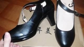 Туфли алиэкспресс обувь женские обзор aliexpress
