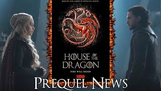 House of the Dragon Prequel သတင်းများ (Game of Thrones Prequel သတင်းများ၊ Targaryen Prequel)
