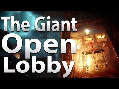ZOMBIES OPEN LOBBY - Black Ops 3 Zombies: The Giant (Call of Duty: Black Ops 3 Zombies)
