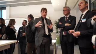 Bene / Interface @ Living Tomorrow: Creating the future of work together