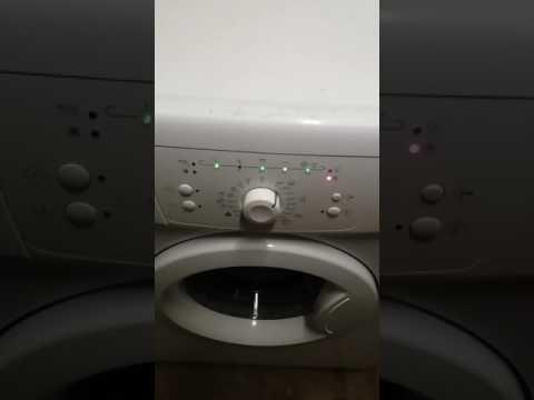 Whirlpool F23 hiba kod