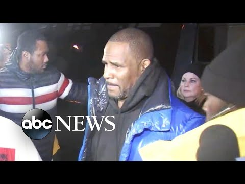 R. Kelly charged with 10 counts of aggravated criminal sexual abuse Mp3