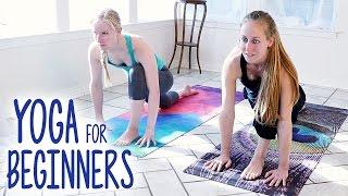 Video Feel Good Morning Yoga For Beginners – 30 Minute Flexibility Stretch download MP3, 3GP, MP4, WEBM, AVI, FLV Maret 2018