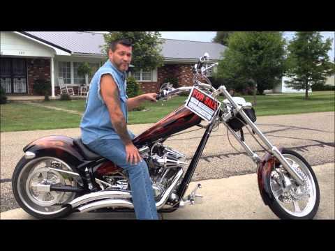 My Movie 2006 American Ironhorse Texas Chopper