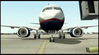 Fs2004: Fly -Tampa Midway Landing