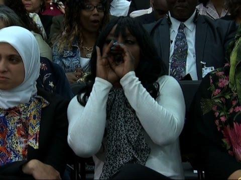 Michigan Gov. Snyder Booed at Obama Flint Event