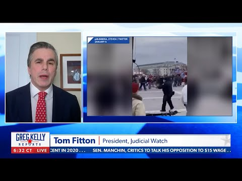 What Are Pelosi and Schumer Hiding About Jan. 6 Riot?--Judicial Watch SUES to Find Out!
