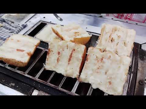 KUE PANCONG JAJANAN JAMAN DULU DAN NOSTALGIA SEWAKTU SD - INDONESIAN TRADITIONAL STREET FOOD