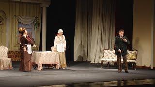 Открытие Года театра в Череповце