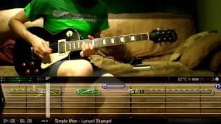 """BandFuse: Rock Legends - DLC - Guitar - Lynyrd Skynyrd """"Simple Man"""""""