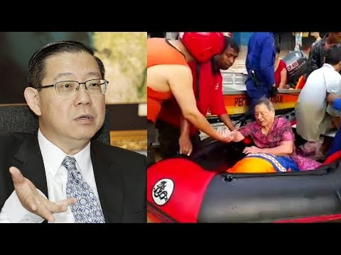 Penang Floods: Need for standardised SOP for disaster relief management