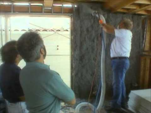 Installing Blow-In Cellulose Insulation - Bob Vila