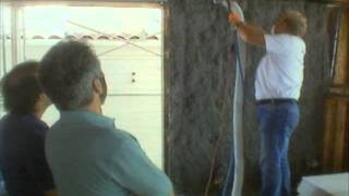 Installing Blow-In Cellulose Insulation - Bob Vila