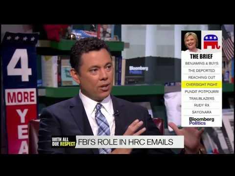 Chaffetz Discusses Clinton Emails with John Heilemann