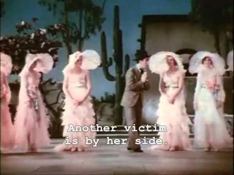 """""""Makin'Whoopee""""/ Eddie Cantor / lyrics in subtitles"""