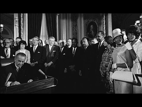 Celebrating 50 Years of the Voting Rights Act