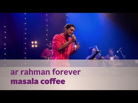 AR Rahman Forever - Masala Coffee - Music Mojo Season 2 - Kappa TV