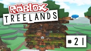 Treelands #21 - BIGGEST BASE EVER! (Roblox Treelands)