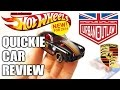 QUICKIE CAR REVIEW 2016 Porsche 356A Magnus Walker OUTLAW new for 2016 Hot Wheels