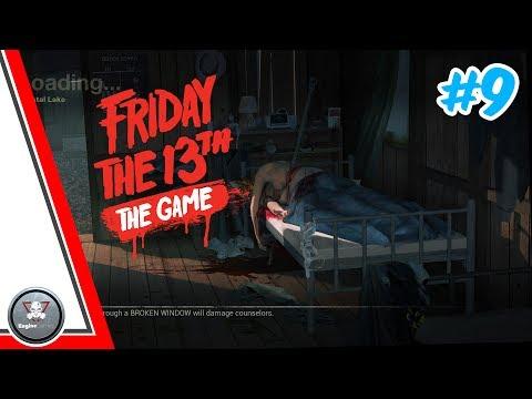 Любовь ЖЕСТОКА  ► Friday the 13th: The Game #9