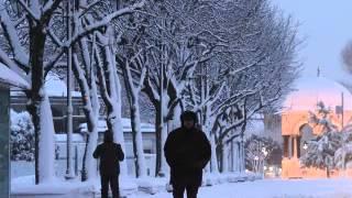 Istanbul Snowfall Breaks 28-year Record