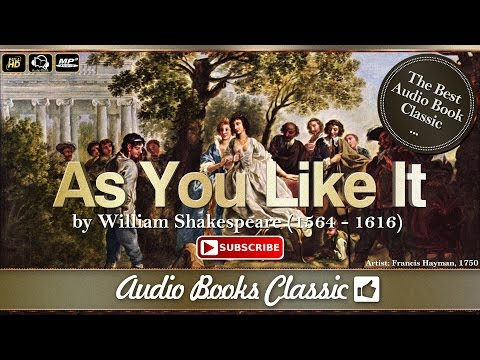 Audiobook: As You Like It by William Shakespeare | Full Version | Audio Books Classic 2
