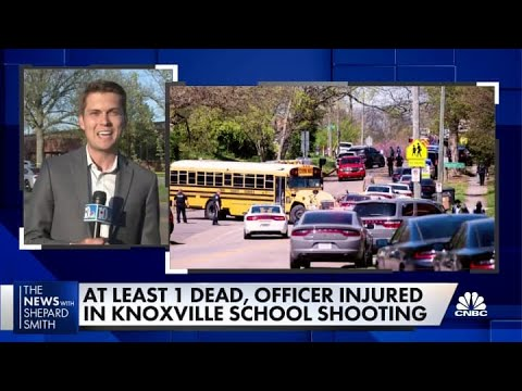 One dead, others injured in shooting at high school in Knoxville ...
